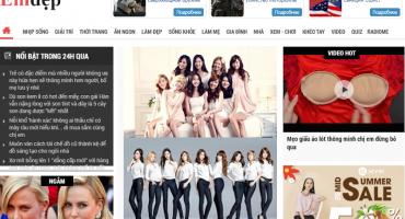 Bảng giá quảng cáo báo Emdep (Emdep.vn) – Báo phụ nữ Online