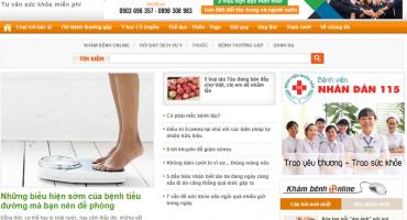 Bảng giá quảng cáo alobacsi.com – GIÁ RẺ - CHIẾT KHẤU % CAO