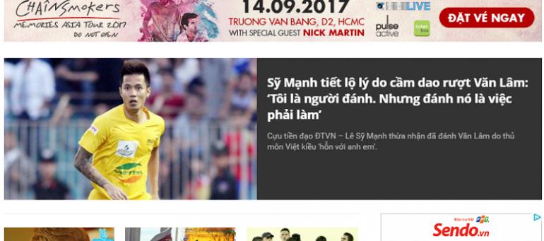 Bảng giá quảng cáo báo saostar.vn chiết khấu % CAO NHẤT