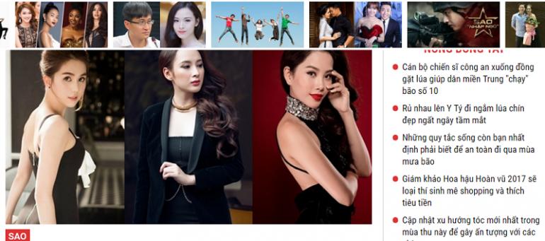Bảng giá quảng cáo Yan.vn Chiết khấu % CAO nhất