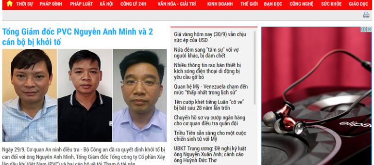 Báo giá quảng cáo báo CÔNG LÝ (congly.vn) CK % CAO- Booking nhanh