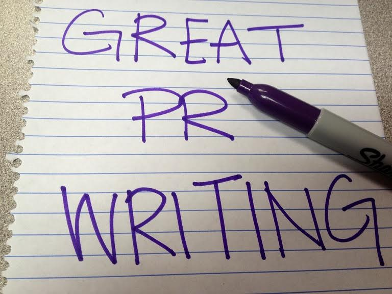 Viết bài PR – Cách trưng bày sản phẩm của bạn trong thế giới số