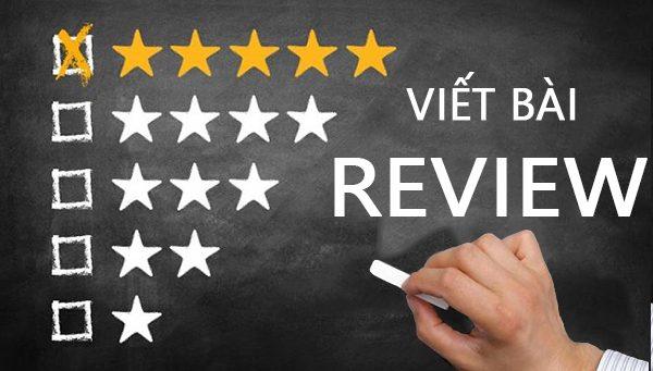 Cách viết bài review sản phẩm đọc một phát mua hàng ngay